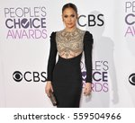 jennifer lopez at the people's... | Shutterstock . vector #559504966