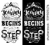 inspirational motivational... | Shutterstock .eps vector #559505176