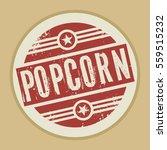 grunge abstract vintage stamp... | Shutterstock .eps vector #559515232
