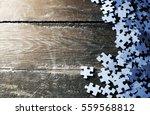puzzle | Shutterstock . vector #559568812
