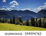 beautiful scenery from the... | Shutterstock . vector #559594762