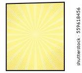 abstract boom blank speech... | Shutterstock .eps vector #559618456