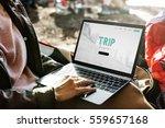 adventure destination holiday... | Shutterstock . vector #559657168
