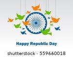 vector illustration of indian... | Shutterstock .eps vector #559660018