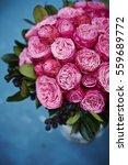 flower bouquet  | Shutterstock . vector #559689772