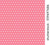 seamless pattern with polka dot    Shutterstock .eps vector #559697686