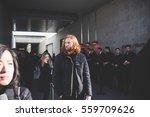 milan  italy   january  2017 ... | Shutterstock . vector #559709626