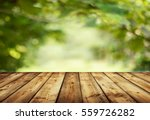 empty table for display montages | Shutterstock . vector #559726282
