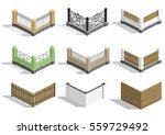 set of different sections of...   Shutterstock .eps vector #559729492