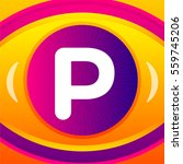 sign with eye icon background   Shutterstock . vector #559745206
