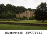 View Of Himley Hall In Park ...
