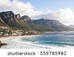 beach in cape town | Shutterstock . vector #559785982