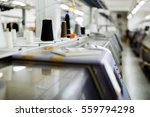 knitting and weaving machines... | Shutterstock . vector #559794298