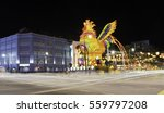 Giant Rooster Display For...