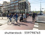 amsterdam  the netherlands  ... | Shutterstock . vector #559798765