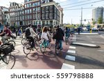 amsterdam  the netherlands  ... | Shutterstock . vector #559798888