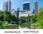 plaza hotel  new york ... | Shutterstock . vector #559799515