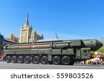 rehearsal of military parade in ... | Shutterstock . vector #559803526