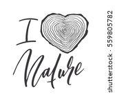 Hand Lettering Logo  I Love...