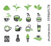 Green Tea Tea Icon