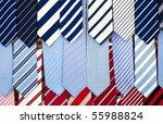 tie on the market | Shutterstock . vector #55988824