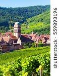 Kaysersberg Village With...