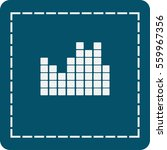 icon of equalizer   Shutterstock .eps vector #559967356