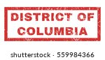 district of columbia text...   Shutterstock .eps vector #559984366