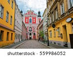 Saint Stanislaus Church On The...