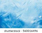 Ice Background  Blue Frozen...
