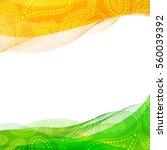 illustration of happy republic... | Shutterstock .eps vector #560039392