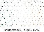light green yellow vector... | Shutterstock .eps vector #560131642