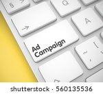 online service concept with... | Shutterstock . vector #560135536