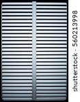 aluminum louver | Shutterstock . vector #560213998