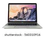 riga  latvia   december 29 ... | Shutterstock . vector #560310916