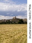 Small photo of Village of Agon, Zaragoza province, Aragon, Spain
