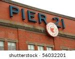 Historic Pier 21 In Halifax ...