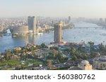 cairo skyline   egypt   Shutterstock . vector #560380762