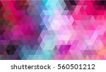 Vector Photo Of Multi Pink Ton...