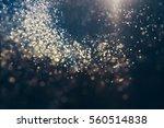 glitter lights abstract... | Shutterstock . vector #560514838