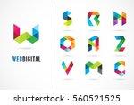 Creative  Digital Letter...