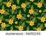 flower | Shutterstock .eps vector #56052193