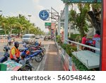 pattaya  thailand   circa... | Shutterstock . vector #560548462