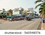 pattaya  thailand   circa... | Shutterstock . vector #560548576