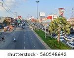 pattaya  thailand   circa... | Shutterstock . vector #560548642