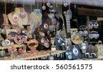Jewelry Store Show Window.