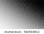 vector halftone transition... | Shutterstock .eps vector #560564812