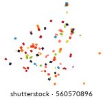 flat design element.abstract... | Shutterstock . vector #560570896