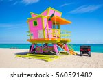 usa  florida  miami. january 20 ... | Shutterstock . vector #560591482