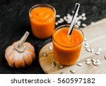 Pumpkin Puree Smoothies And...